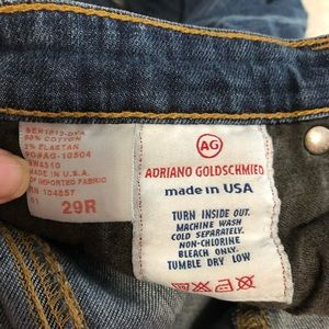 Ag Adriano Goldschmied Jeans - AG The Angel Bootcut Jeans